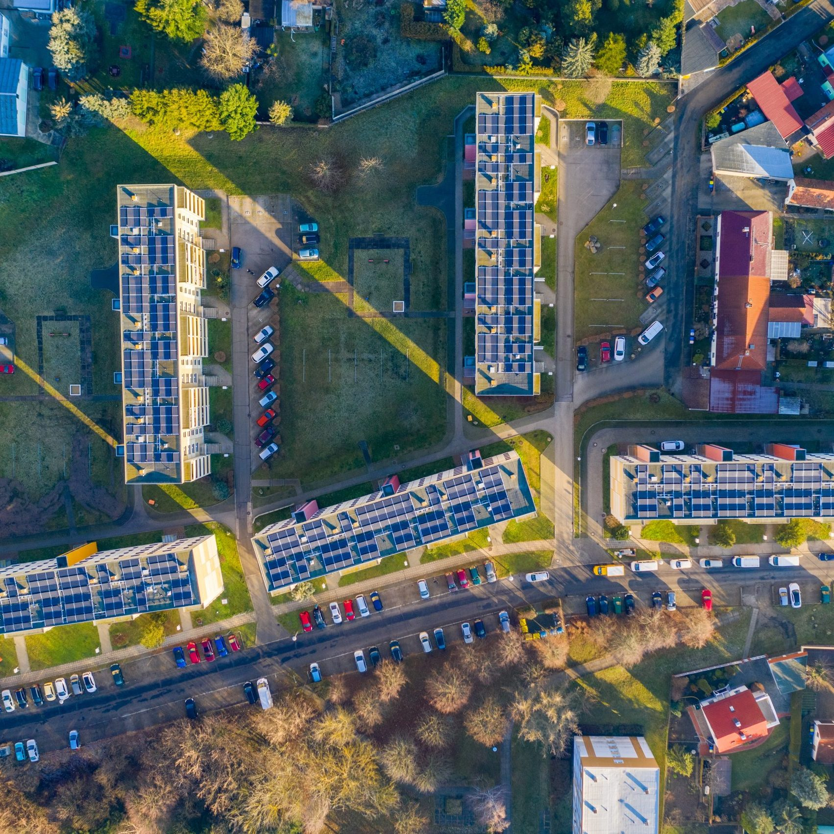 Energie-, Wärme- & Quartierskonzepte