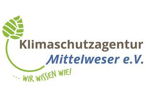 Logo Klimaschutzagentur Mittelweser